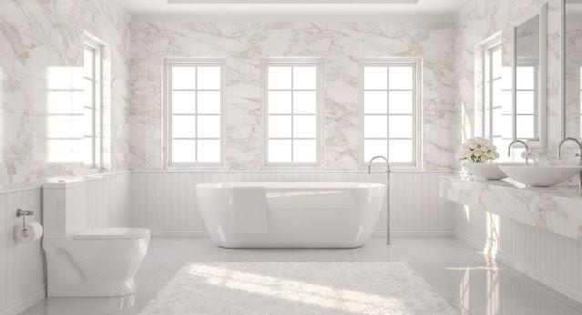 fungsi bidet pada kamar mandi