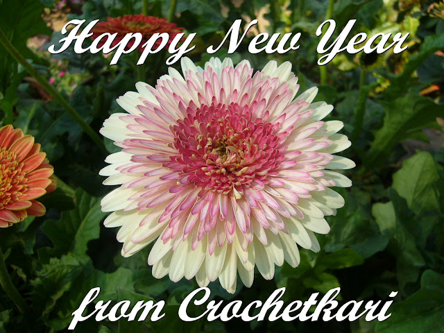 Happy New Year 2019 crochetkari