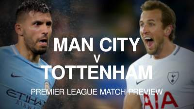 Spurs vs Man City - 2 games this weekend