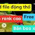 FREE FILE ĐỘNG THỔ FREE FIRE OB28 ĐỘNG THỔ XUYÊN ĐẤT XUYÊN NHÀ ĐÁ FREE 100% RANK CAO