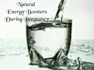 Natural Energy Boosters During Pregnancy
