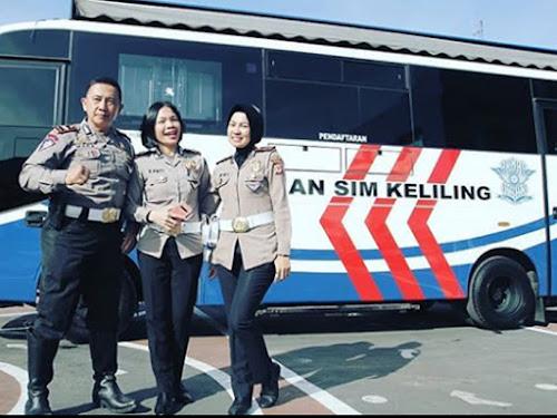 Jadwal SIM Keliling Polrestabes Bandung Bulan Agustus  2019