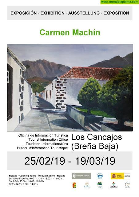 CARMEN MACHÍN: Expo Los Cancajos