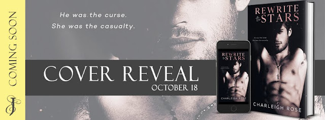 Cover Reveal REWRITE THE STARS by Charleigh Rose
