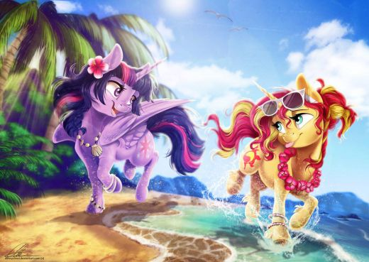 Paradise Fillies