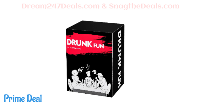Drink Party Game Cards 60%OFF