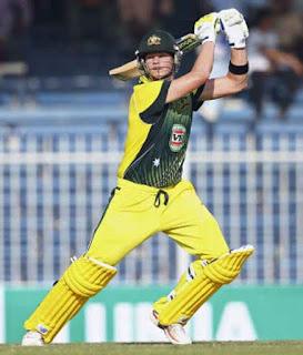 Steve Smith 101 - Pakistan vs Australia 1st ODI 2014 Highlights
