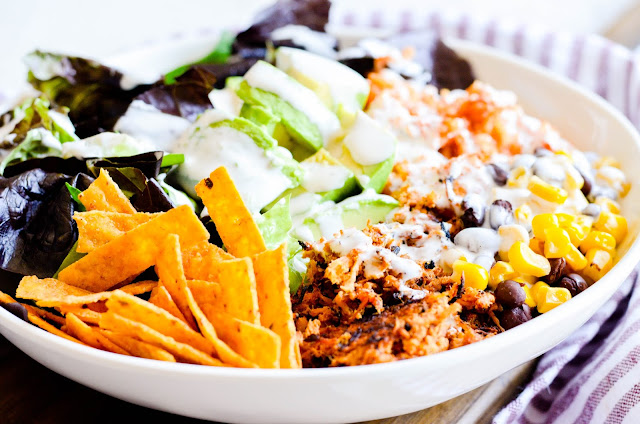 Burrito Bowl Salads