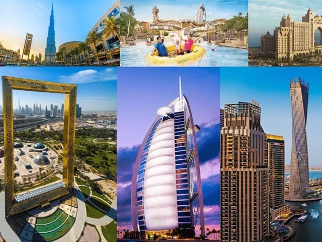 Take a picture at a famous place in Dubai and get a prize of 500,000 dirhams..