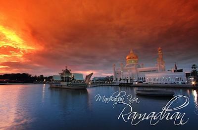 Langkah Meraih cinta Ilahi di Bulan Ramadhan
