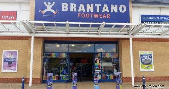 Brantano Shoe Shop Stratton