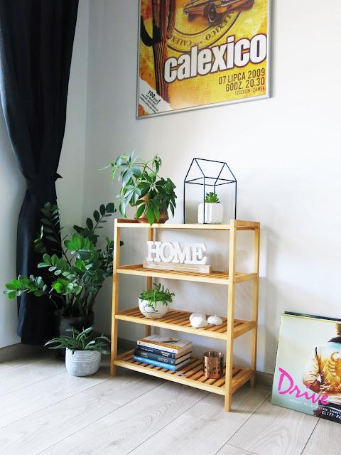 Stojak na buty | Stojak na kwiaty | Urządzamy mieszkanie ze sklepem Edinos.pl