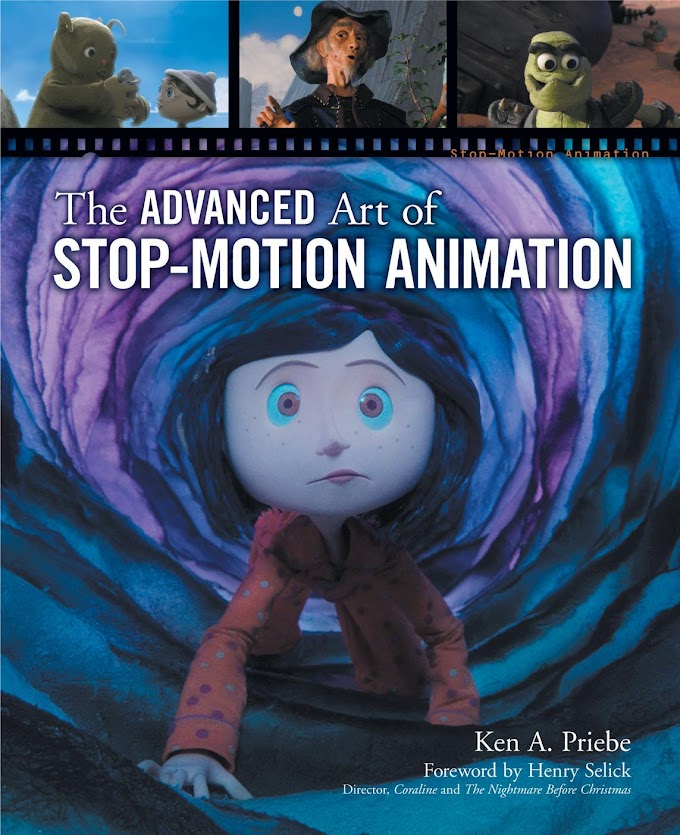 The Advanced Art of Stop-Motion Animation. Course Technology
