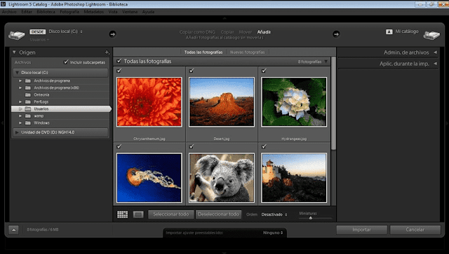 Screenshot Adobe Photoshop Lightroom CC 2019 v2.4.1 Full Version