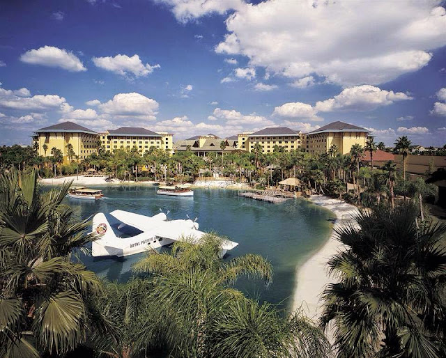 Loews Royal Pacific Resort Orlando Floride