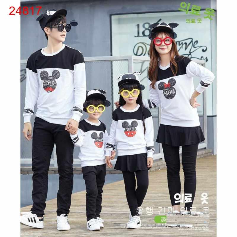 Jual Couple Keluarga FM2 Swt DBM Mickey - 24817