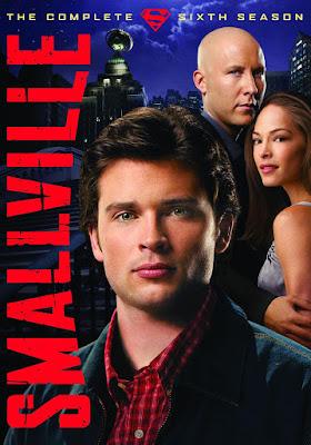 Smallville (TV Series) S06 DVD R1 NTSC Latino