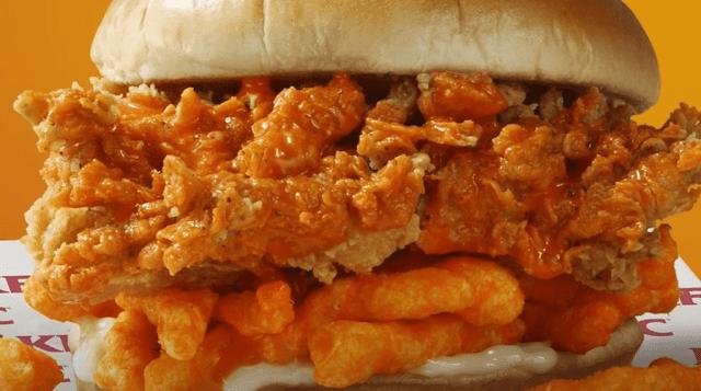 مطعم دجاج كنتاكي