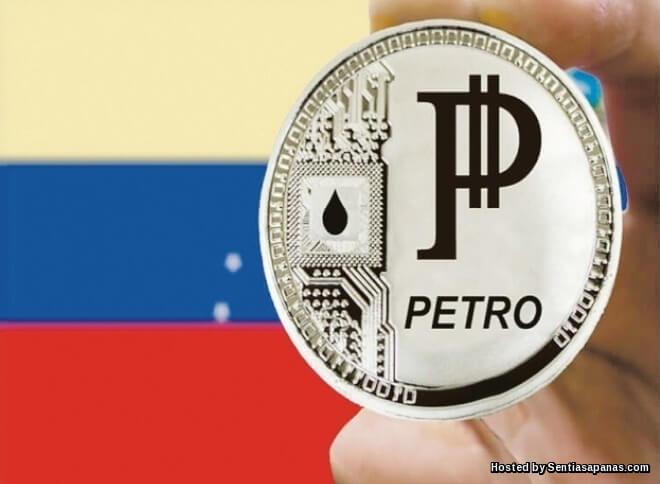 'Petro' Dilancar, Venezuela Negara Pertama Guna Wang Digital