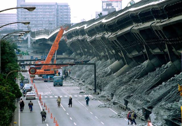 Daftar Gempa Terdahsyat Yang Pernah Terjadi Dalam Sejarah Dunia