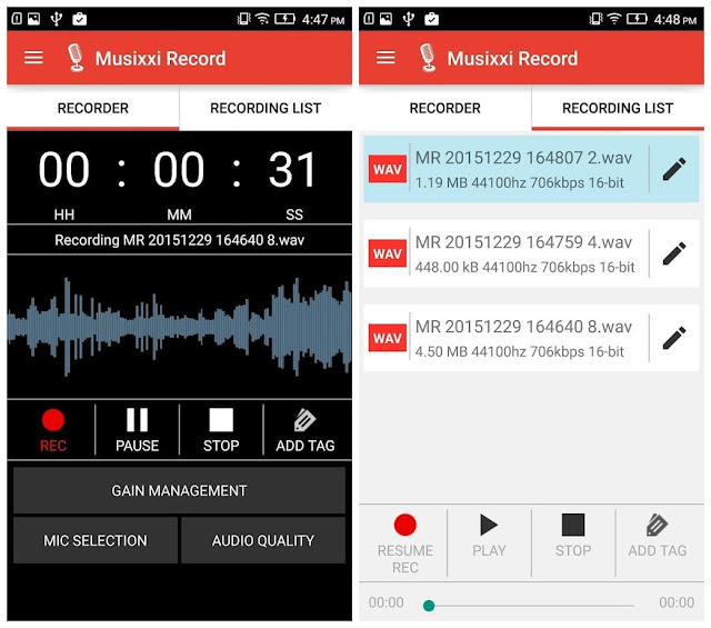musixxi recorder premium apk free download