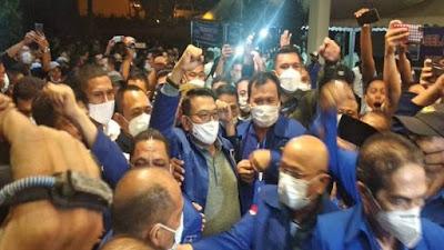 KLB Partai Demokrat Serdang, Mantan Ketua DPC Bolmut: Menerima uang Rp 100 juta