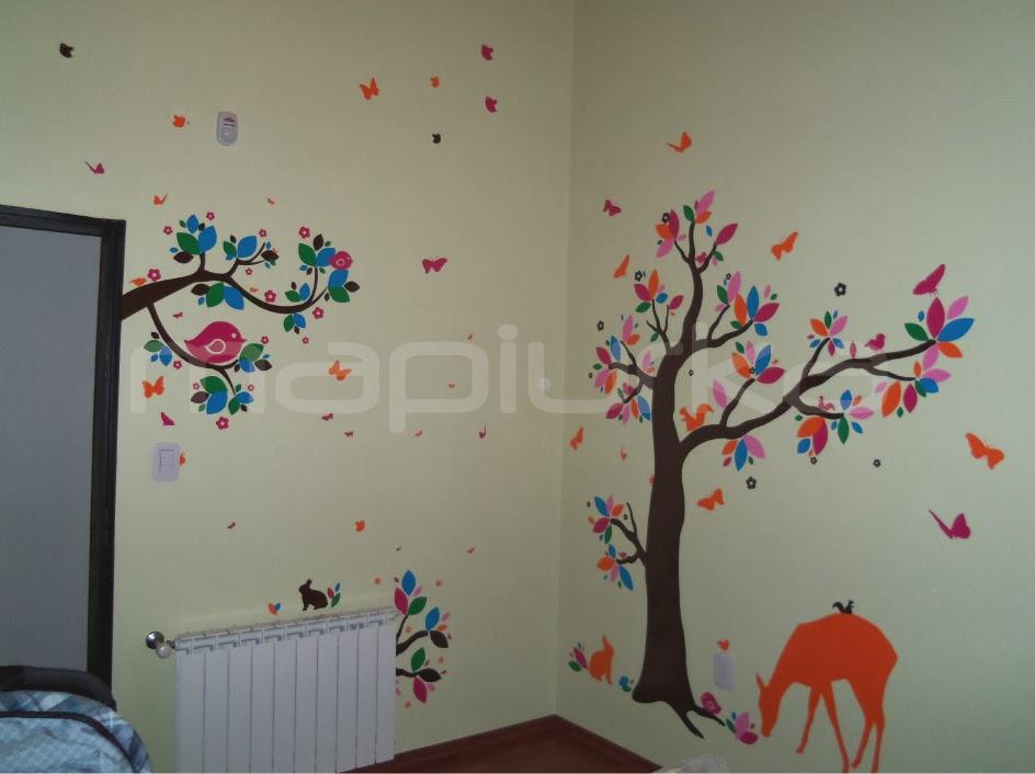 Mapiurka adhesivos decorativos ba septiembre 2013 - Adhesivos para pared infantiles ...