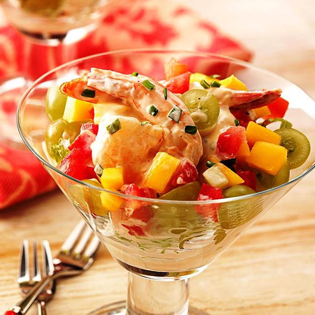 Shrimp Cocktail Salad - 2