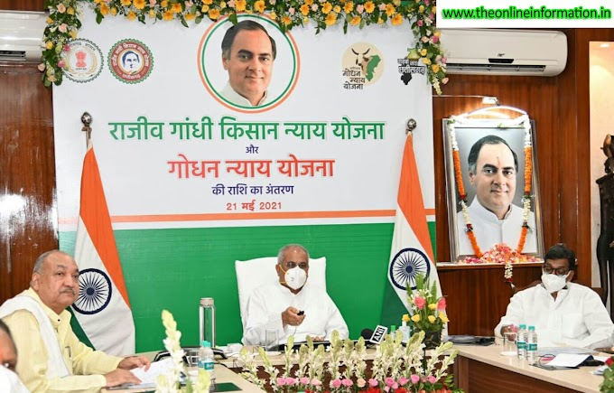 CG kisan bonas 2021। CG धान बोनस 2021 की जानकारी । राजीव गांधी किसान न्यया योजना 2021 की जानकारी। Dprcg Full Detail