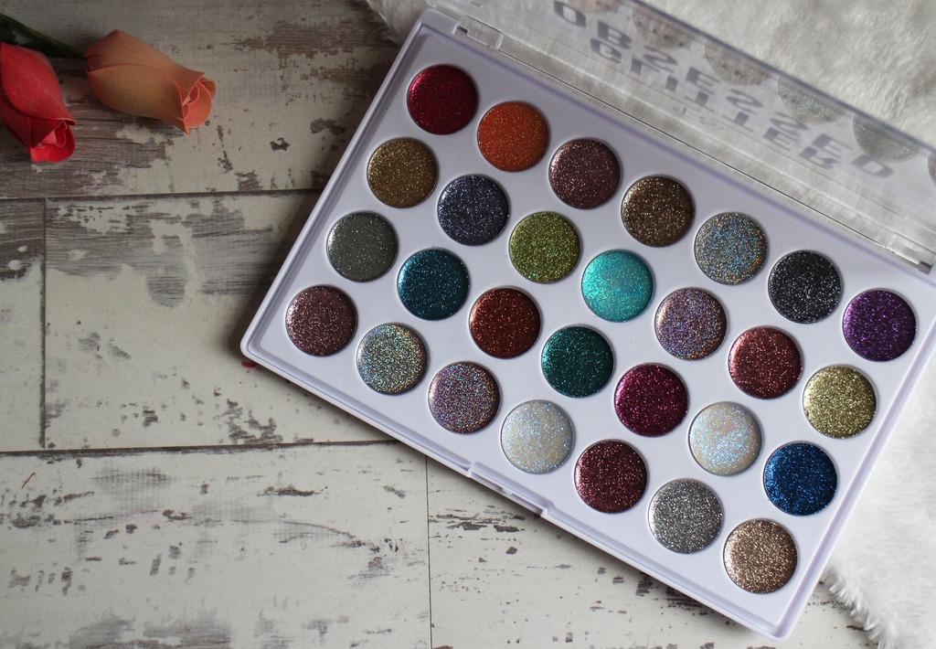 First Impressions | Primark Glitter Obsessed Glitter Eye Cream Palette