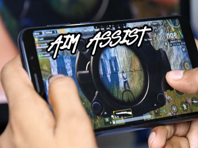 What is Aim assist in PUBG Mobile