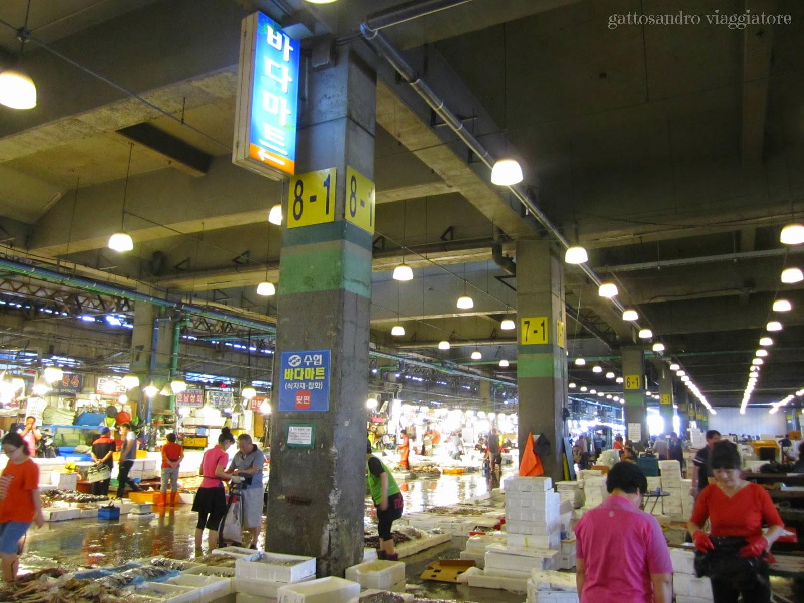 Noryangjin Market