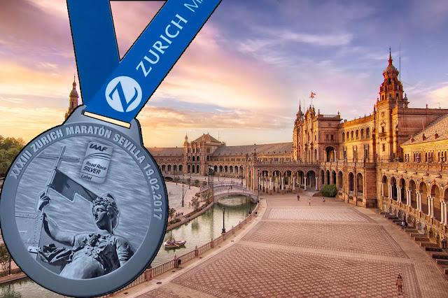 Objetivo Zurich Maratón Sevilla