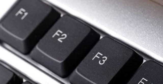 Fungsi Tombol F1 - F12 di Keyboard Yang Perlu Diketahui