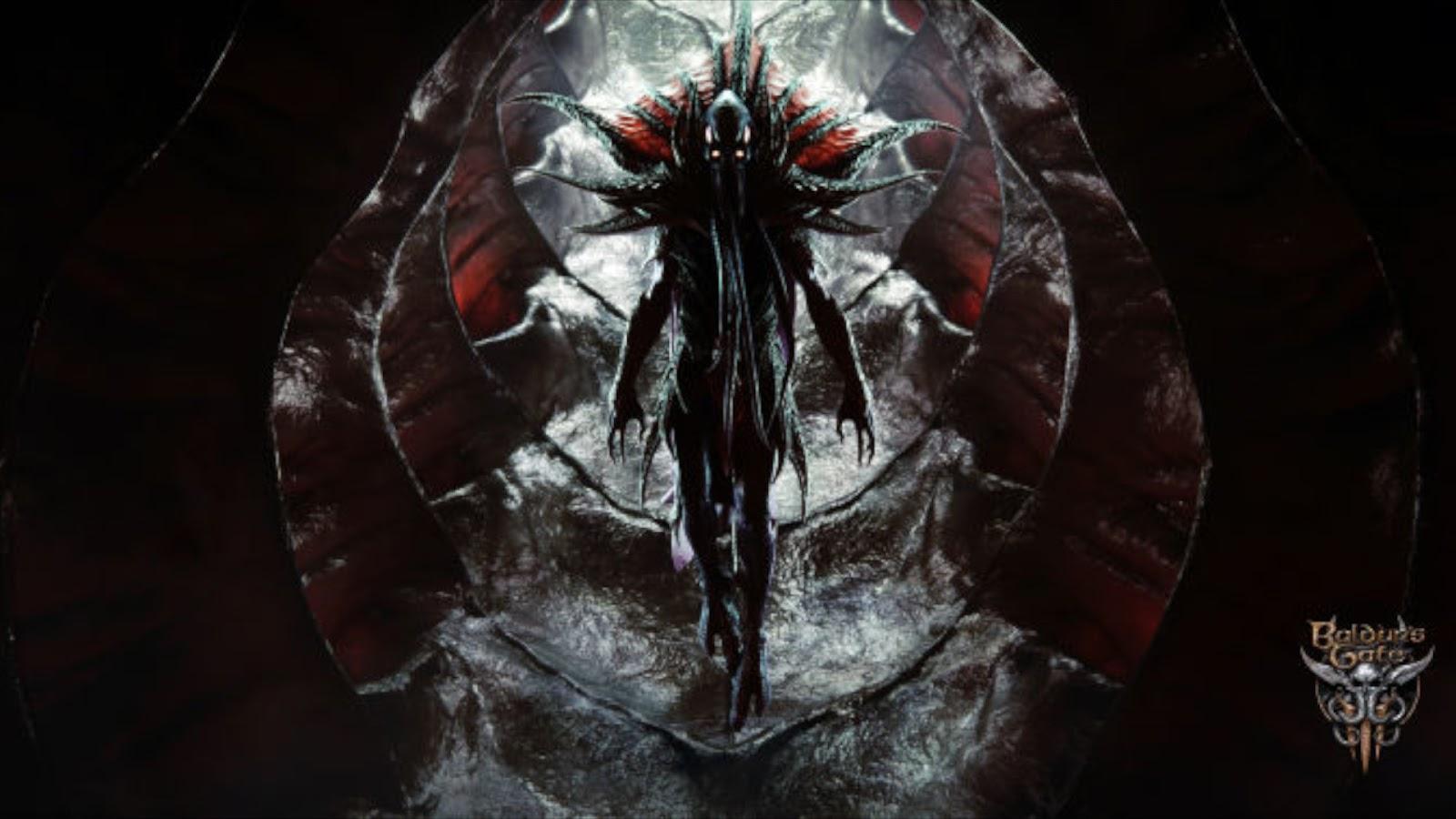 News Collider - Board Game News - Baldurs Gate 3 New Art Work Mindflayer