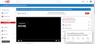 Cara Streming Games Melalui YouTube Gaming [LIVE]