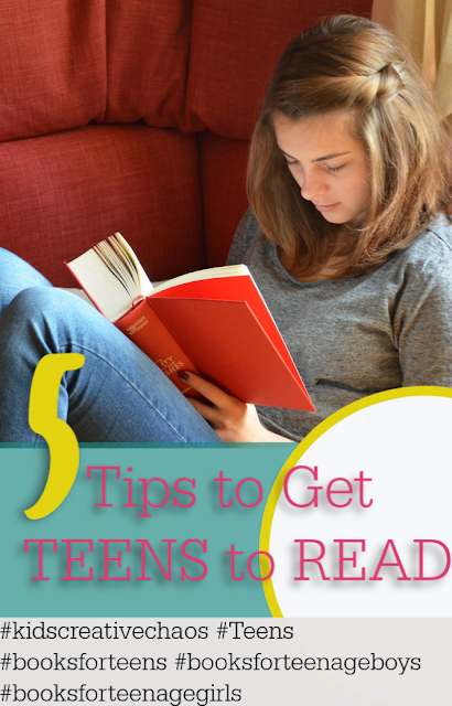 Books for Teens Boys Girls Read More