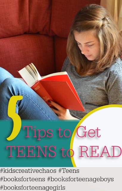 Books for Teens Boys Girls Read More