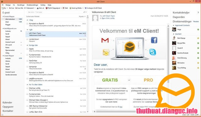 Download eM Client Pro 7.2.34666.0 Full Crack, phần mềm ứng dụng email nâng cao, eM Client Pro, eM Client Pro free download, eM Client Pro full key,