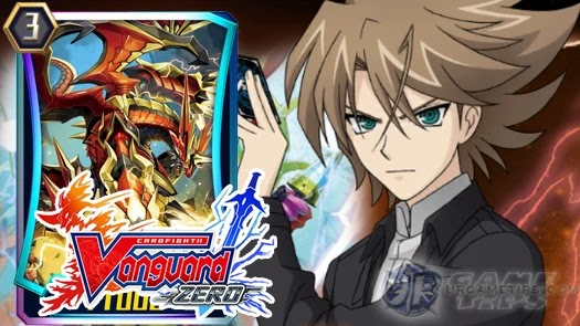 Vanguard ZERO: Narukami Eradicator, Gauntlet Buster Deck Build