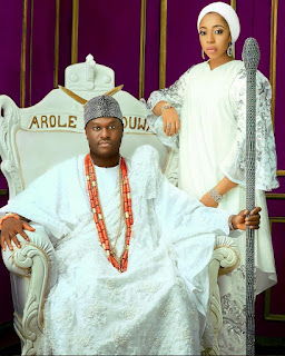 News: Ooni and I have parted ways, says Olori Wuraola
