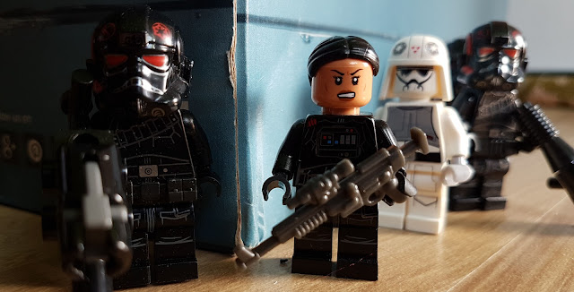 Iden Versio and Inferno squad Wallpepper Star Wars