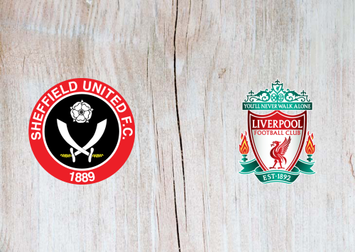 Sheffield United vs Liverpool -Highlights 28 February 2021