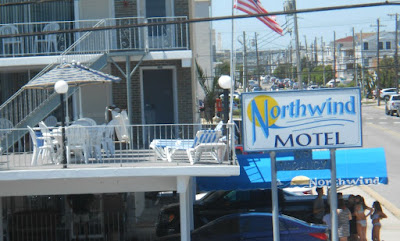 North Wind Motel in Wildwood New Jersey