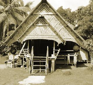 Keunikan Rumah Adat Tradisional Uma Mentawai Sumatera Barat Tempat Wisata Keunikan Rumah Adat Tradisional Uma Mentawai Sumatera Barat