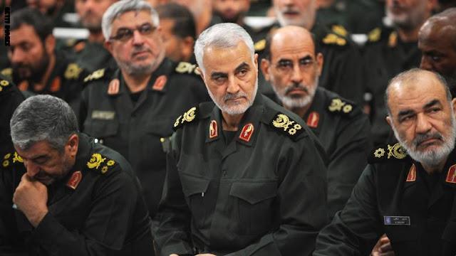 بولتون عن مقتل قاسم سليماني: آمل أن تكون خطوة أولى بتغيير نظام طهران