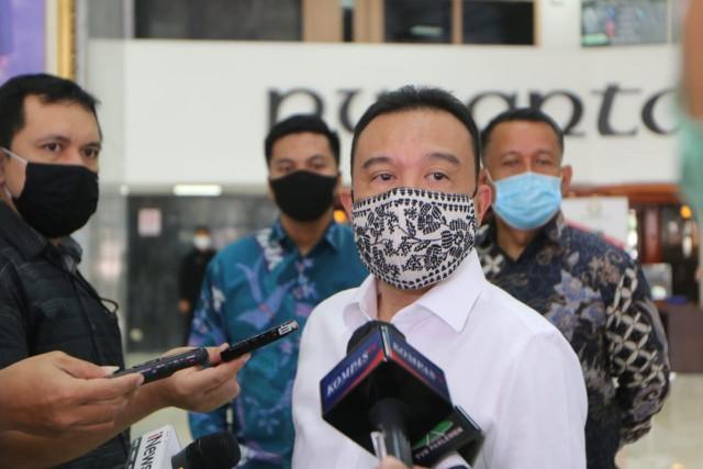 Demo Tolak TKA di Sultra Ricuh, Wakil Ketua DPR : Ketentraman Masyarakat Jauh Lebih Penting dari Investasi