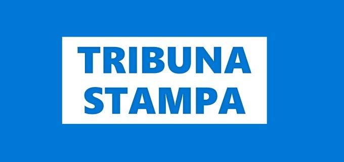TRIBUNA STAMPA - Puntata n° 4 del 26-01-2020