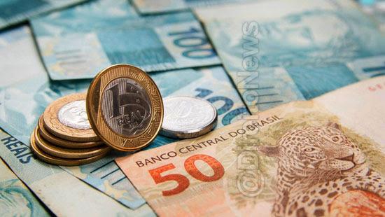 proposta acaba moedas cedulas conta bancaria