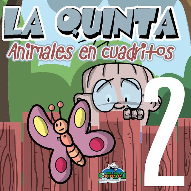 """Nº2 La Quinta:""""Animales en cuadritos"""""""